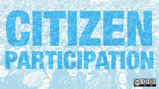 OSDC citizens participation