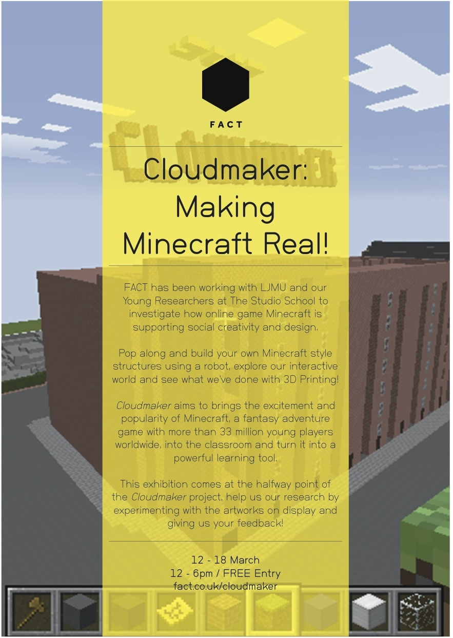 Cloudmaker Flyer