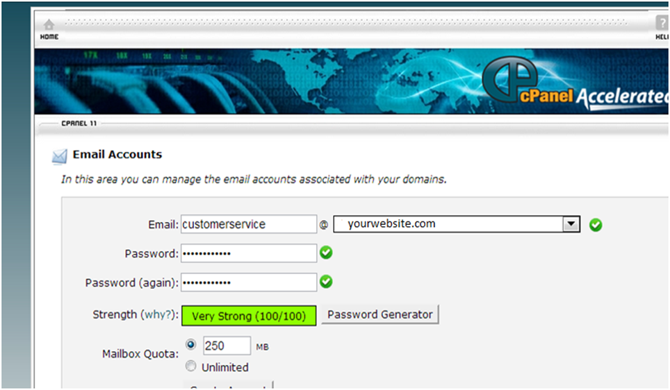 cpanel email1