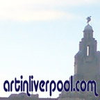 Art in Liverpool podcast logo